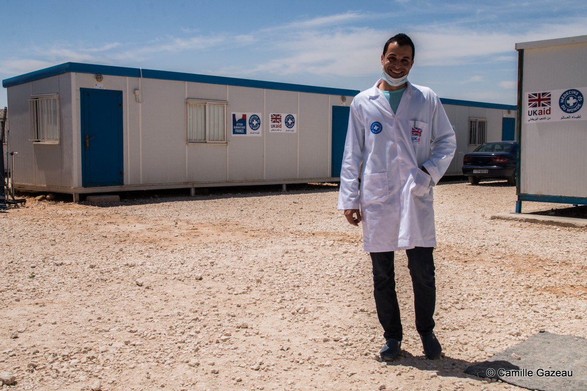 18_Camille Gazeau_Zaatari camp, Jordan