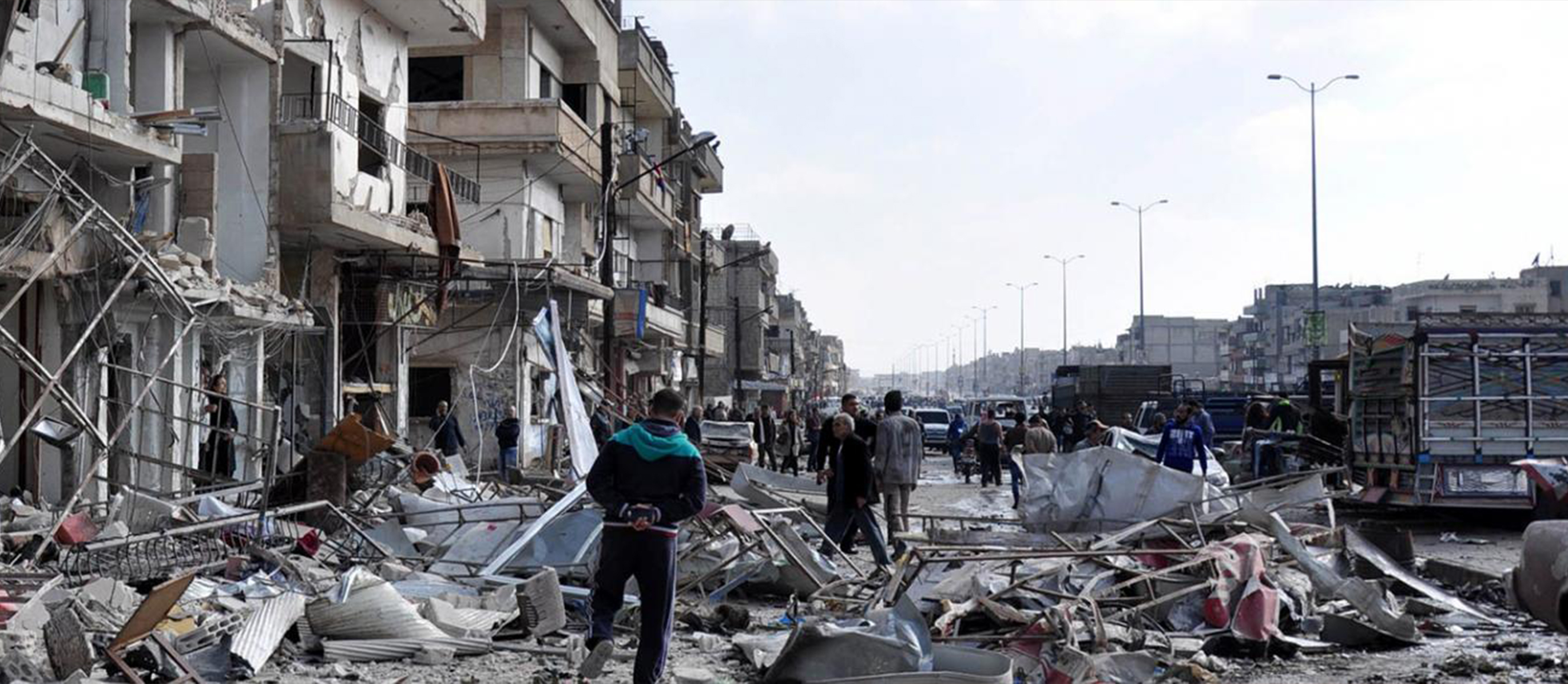 SYRIA: the urgent need for a permanent truce