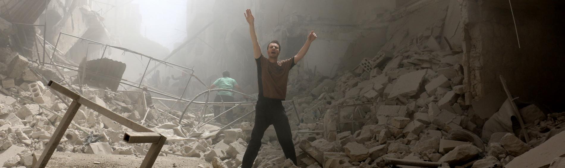 syrie-urgence-AFP