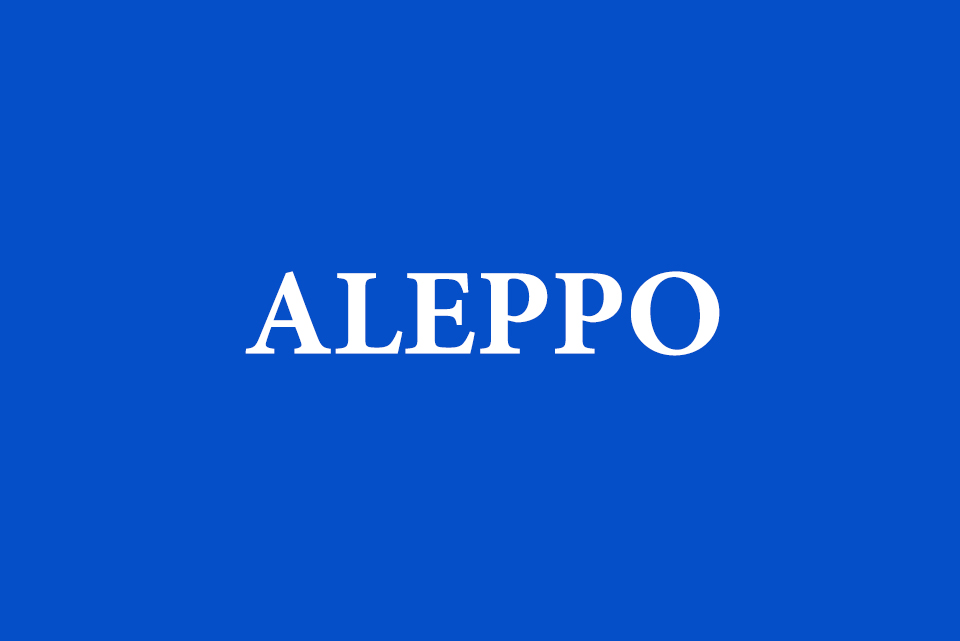 Syria: No hospital left in eastern Aleppo. Medical evacuation not allowed