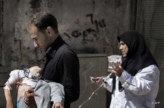 SYRIA: VIOLENCE AGAINST HEALTHCARE, A DISMAL RECORD