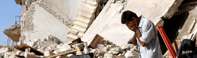 Uniting for Peace in Syria: Global Civil Society Appeal to UN Member States