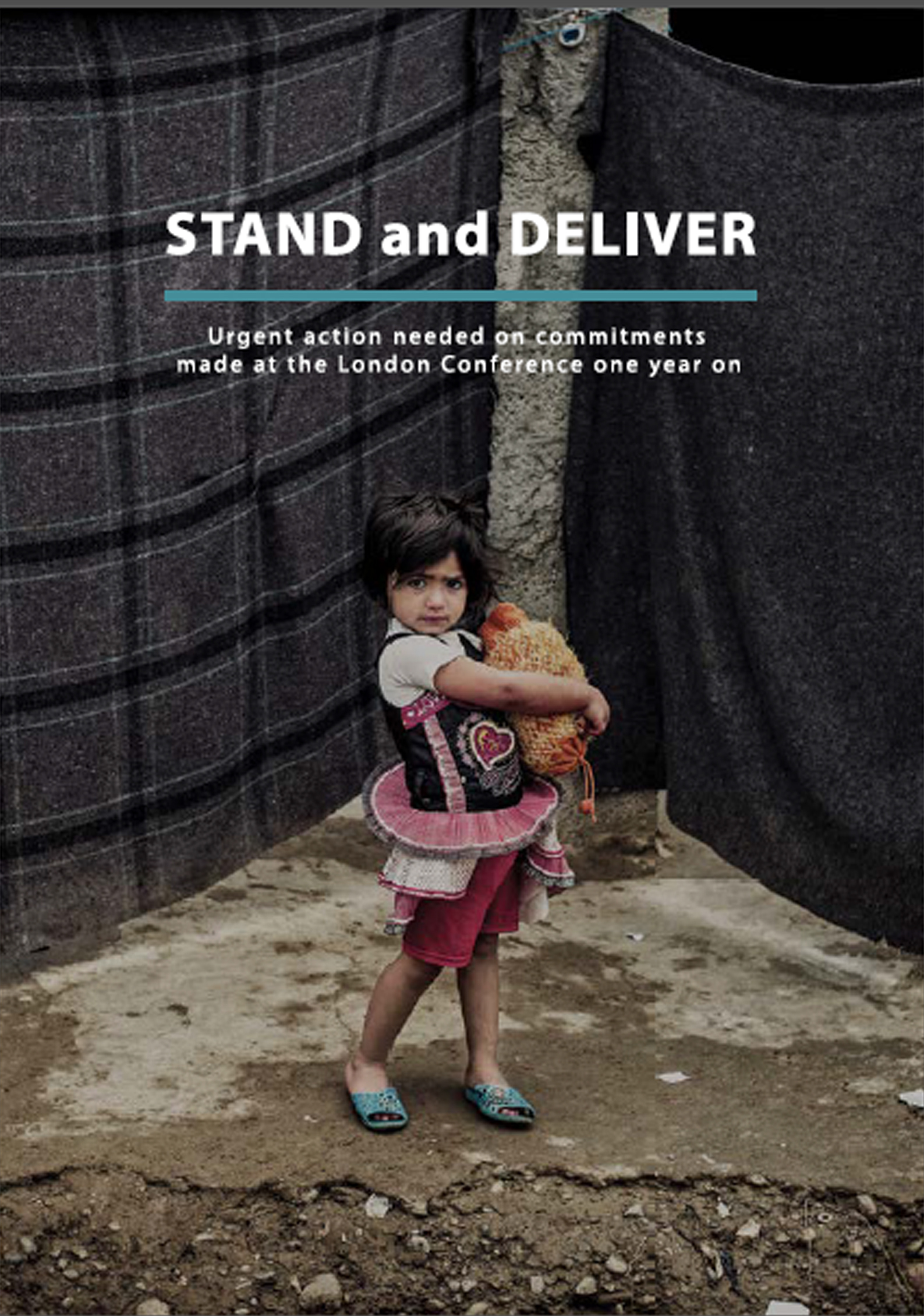 "Syria: ""Stand and Deliver"""