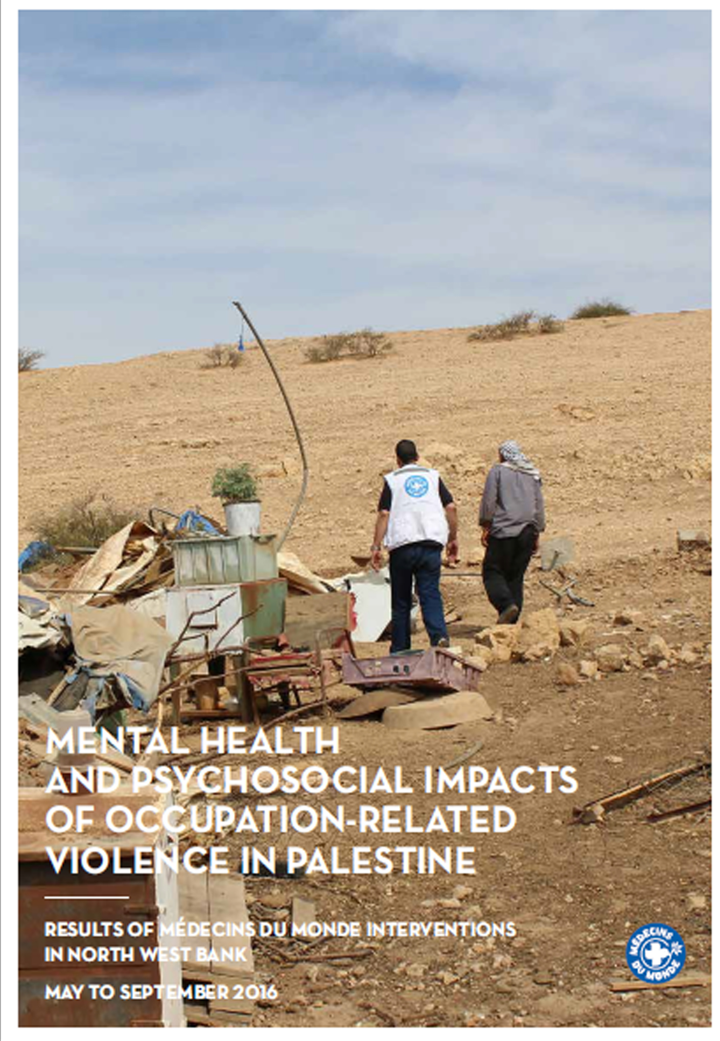 Mental health and psychosocial impacts of occupation-related violence in Palestine