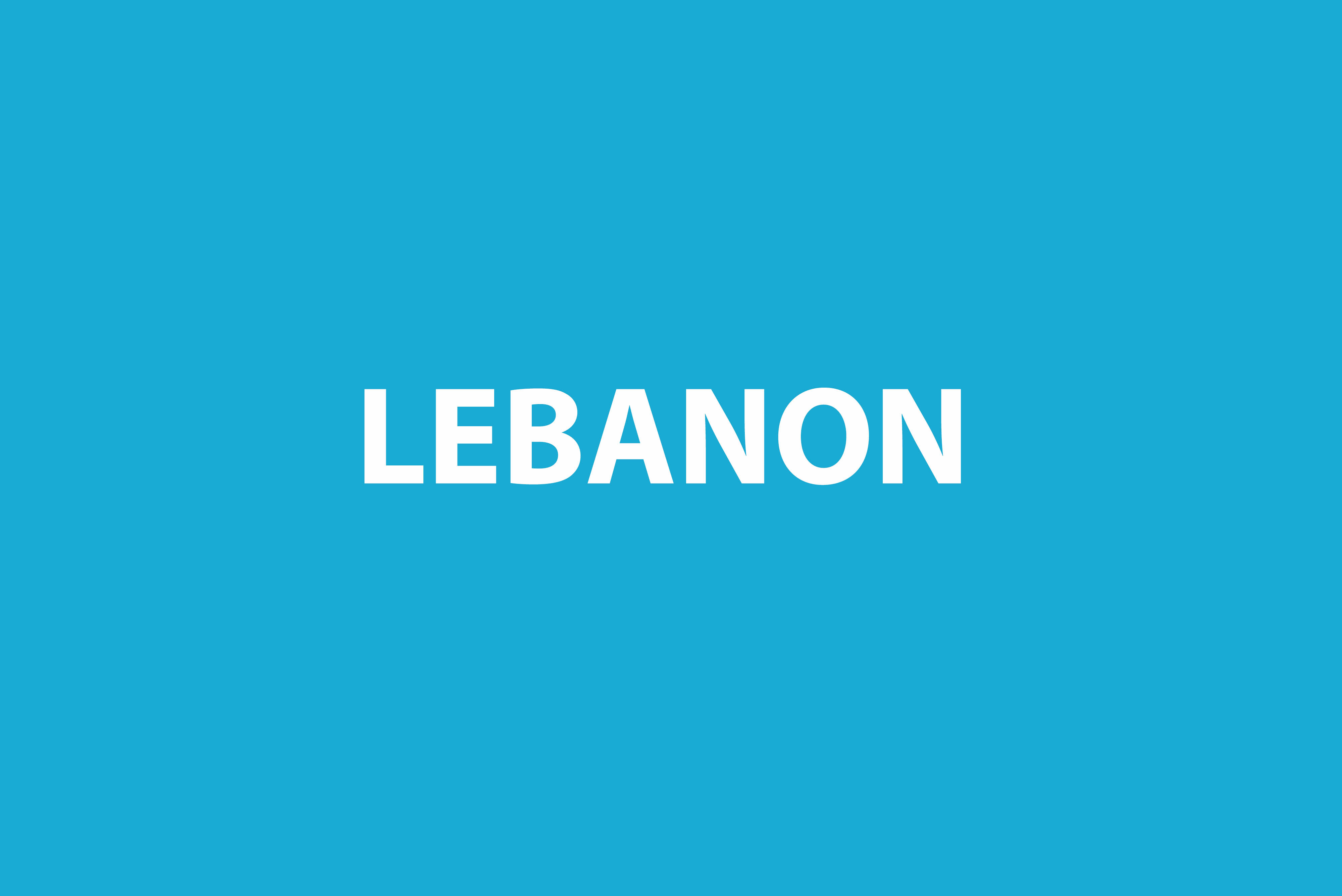 Mental health and Psychosocial support services in Lebanon