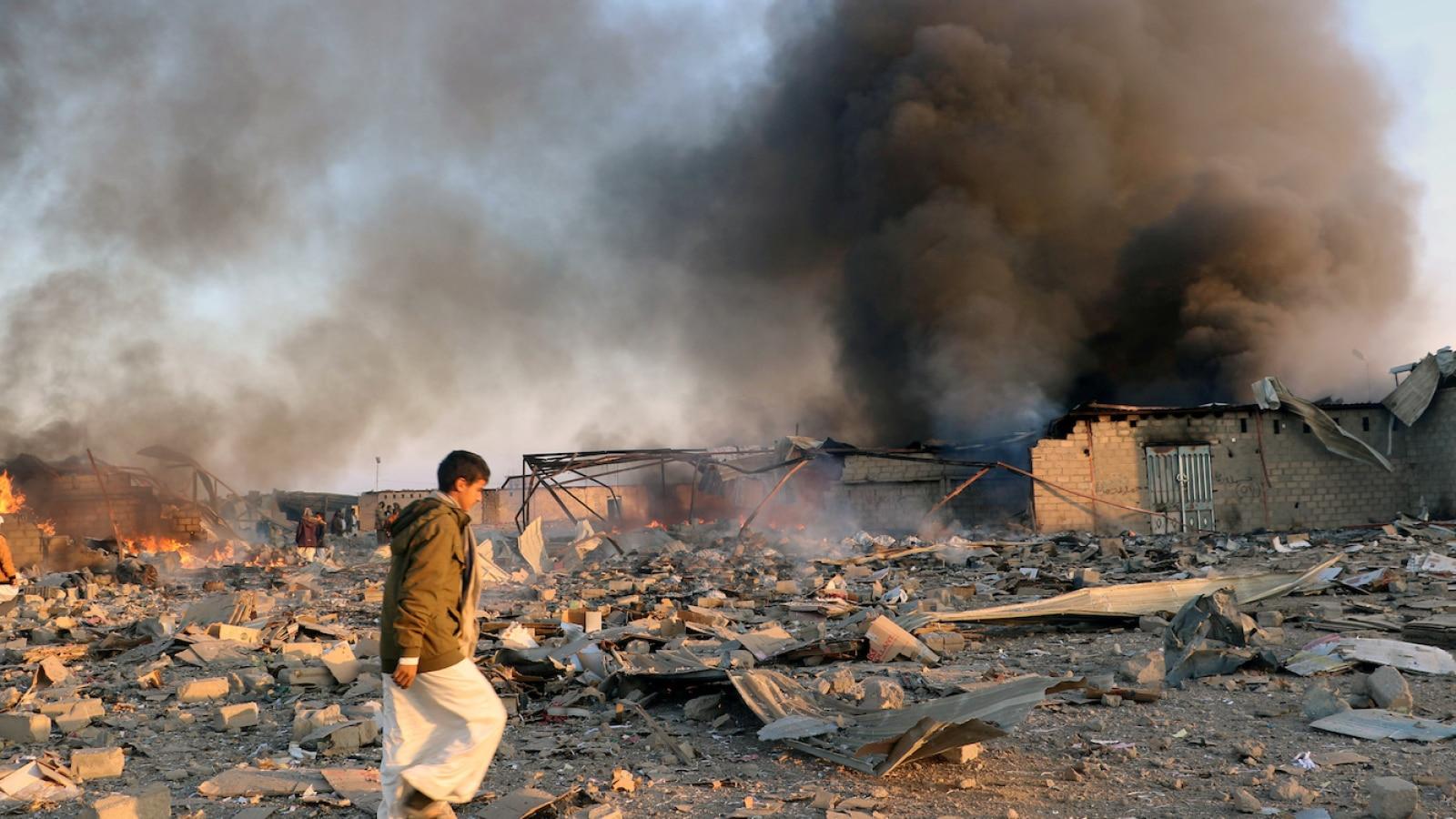 INGOs in Yemen condemn horrific attacks in Sa'ada