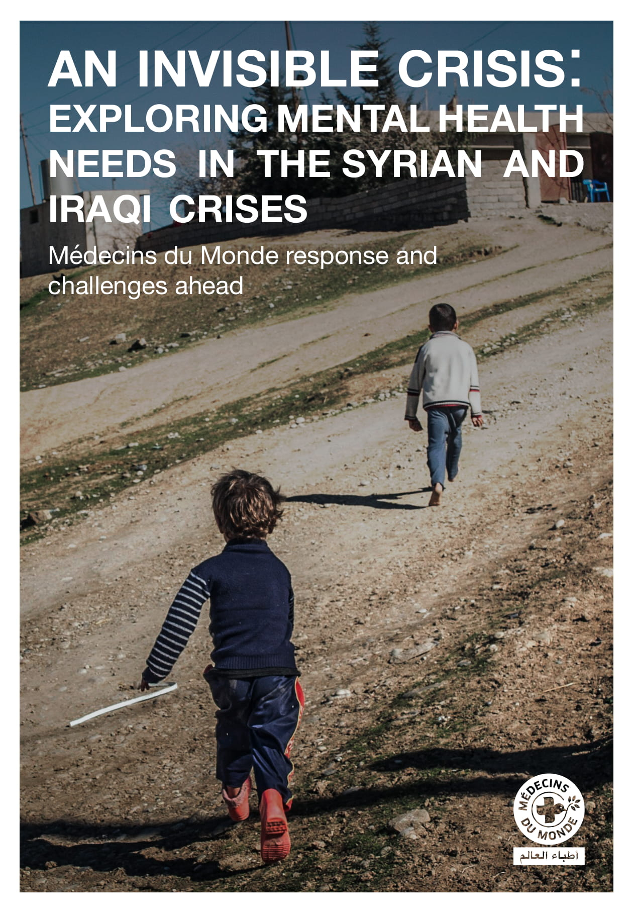 World Mental Health Day: An invisible crisis prevails in Syria and Iraq