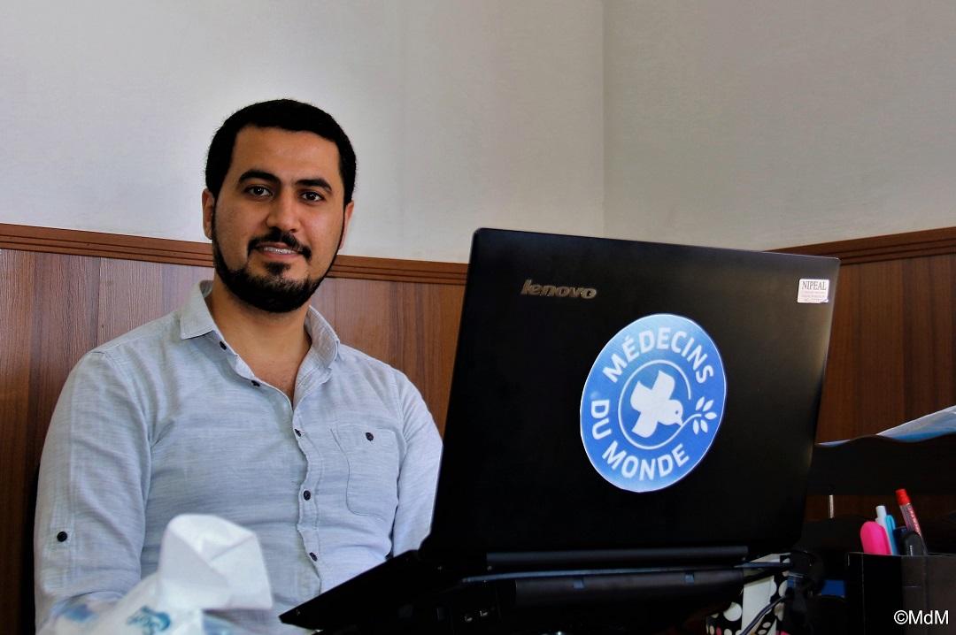 Interview with Dr. Edmun Rabban, Médecins du Monde Health Program Coordinator – Dohuk (Iraq)