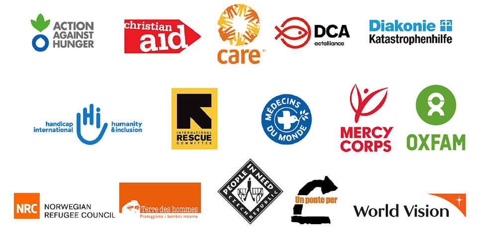 15 aid agencies warn of humanitarian crisis in North-East Syria